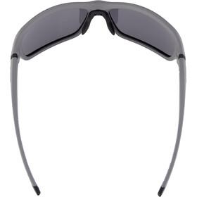 Alpina Lyron P Glasses grey matt-black/black mirror
